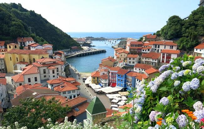 destinos baratos Cudillero-Asturias