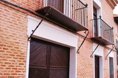 Balcones traseros