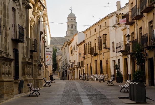 Pueblos con encanto Andalucía - Baeza