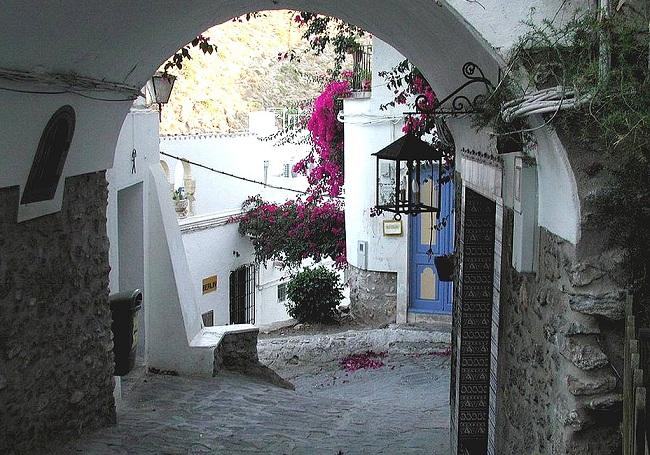 pueblos con encanto Andalucía - Mojacar