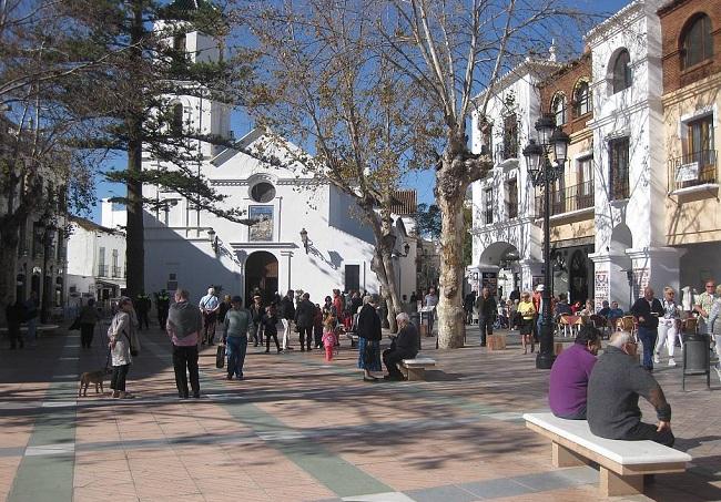 Pueblos con encanto Andalucía - Nerja