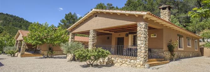 casas rurales en yeste