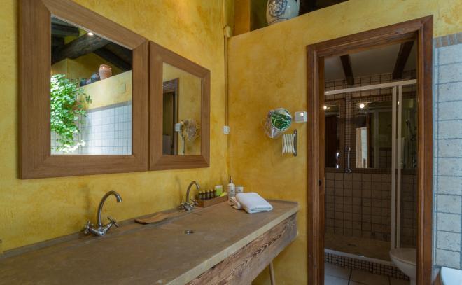 19 Baño Junior Suite El Jardín Vertical