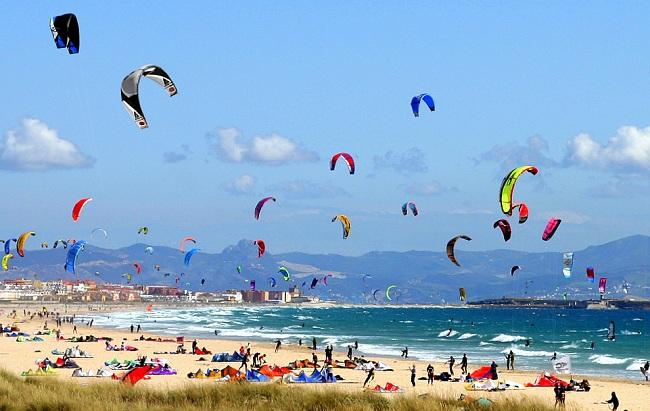 AVENTURAS ESPAÑA-DEPORTES EXTREMOS-kitesurf