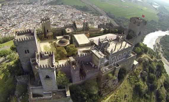 CASTILLOS DE ESPAÑA- Castillo de Almodóvar del Río