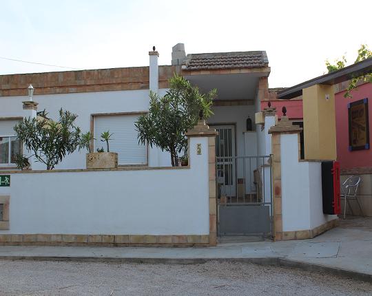 Casa Isabel Entrada