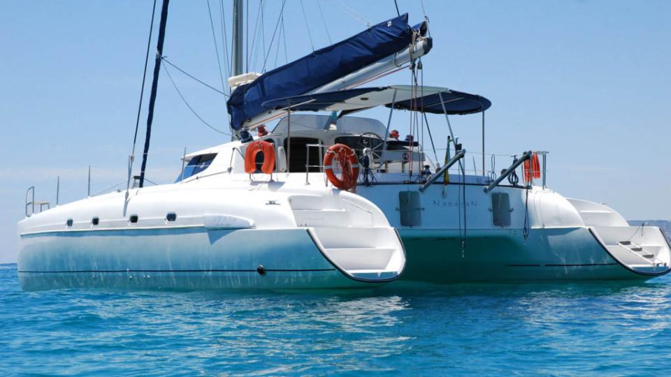Catamaran Ocasion Bahia 46 960x540