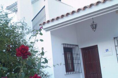 Puerta principal casateli