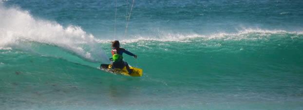 clases avanzadas kitesurf tarifa