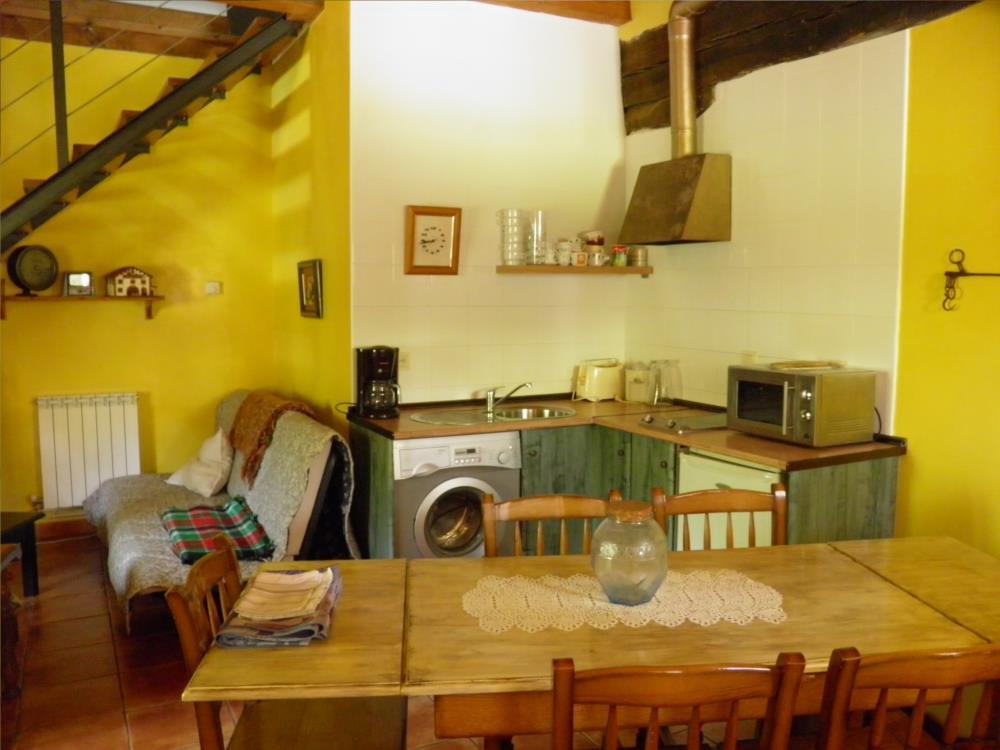 cocina casa rural iragorri 1000