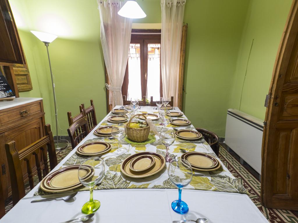 comedor casa rural dona catalina segovia