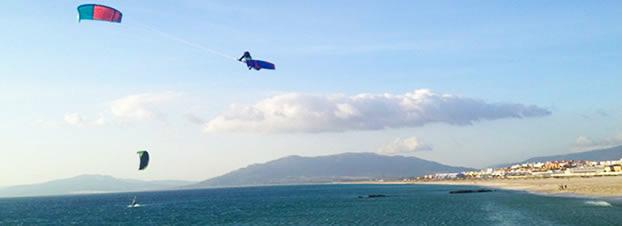 curso avanzado kitesurf tarifa