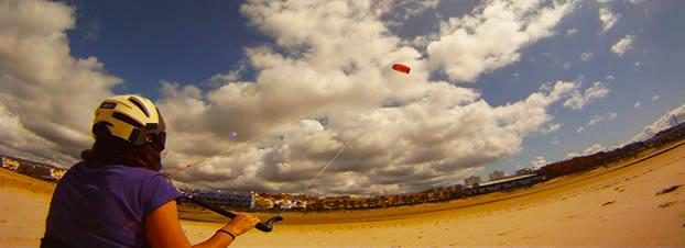 cursos 1 dia kitesurf tarifa grupo