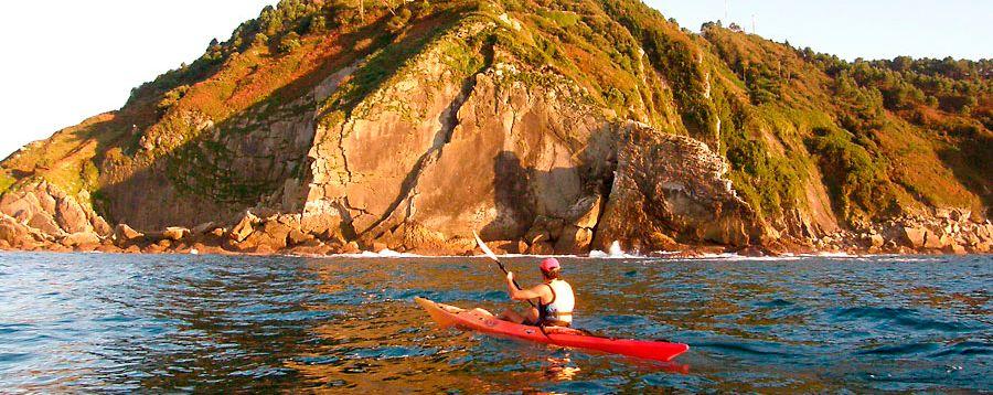 excursiones kayak