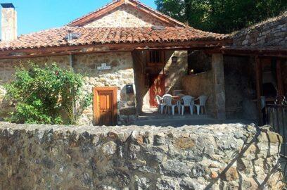 exterior casa rural la carrozal