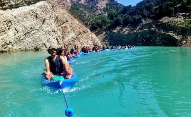 rafting deportes aventura