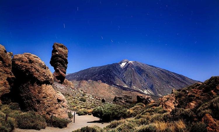 EN COCHE POR TENERIFE-Parque Nacional del Teide