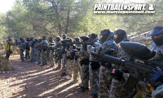PAINTBALL sport 1