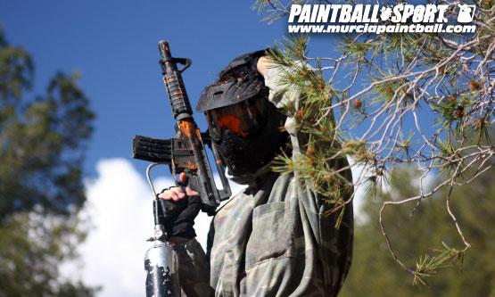 PAINTBALL sport 2