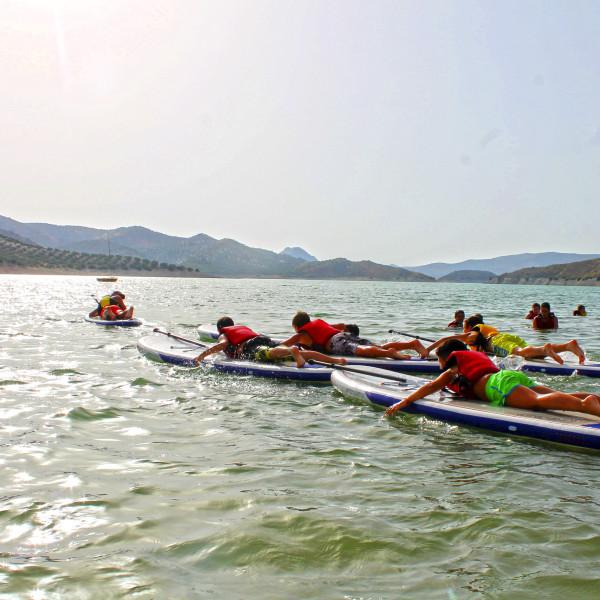actividades aventura paddle surf andalucia tramo embalse iznajar 5 600x600