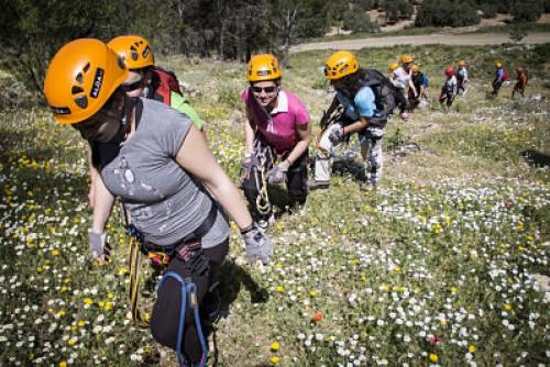 actividades aventura turismo activo escalada via ferrata archidona 1