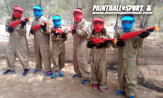 paintball kikds 3