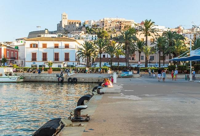 turismo por Islas Baleares- Dalt Vila