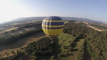 vuelos globo en Barcelona