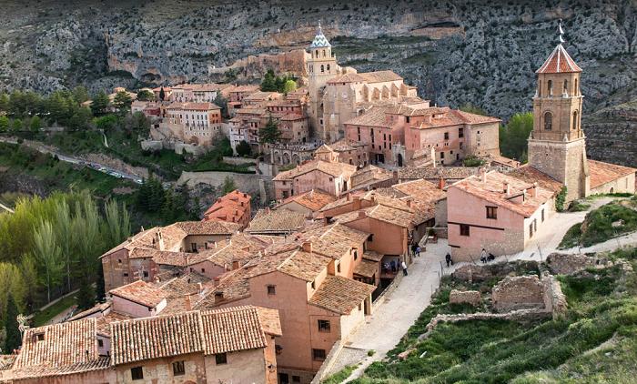 PUEBLOS MEDIEVALES DE ESPAÑA-Albarracín, Teruel