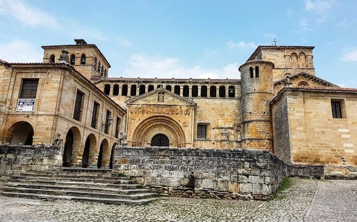PUEBLOS MEDIEVALES DE ESPAÑA-Santillana del Mar, Cantabria