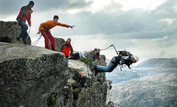 puenting en españa-salto
