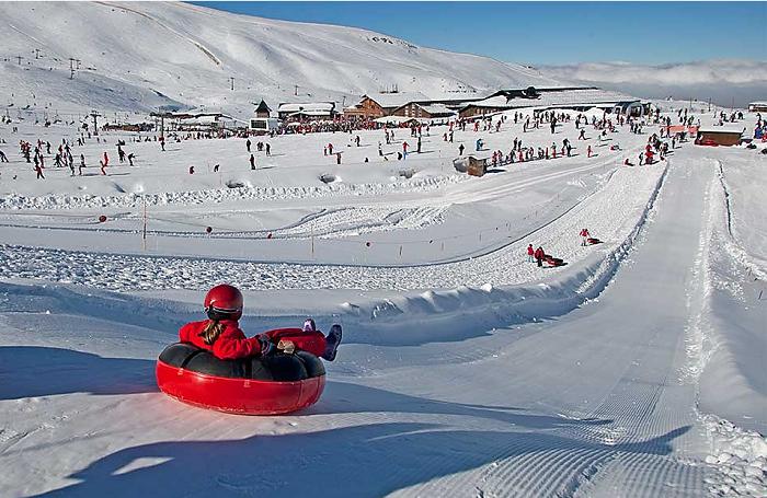SNOWBOARD EN ESPAÑA-Sierra Nevada