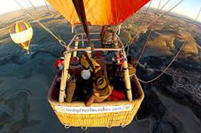 vuelo en globo deportes de aventura
