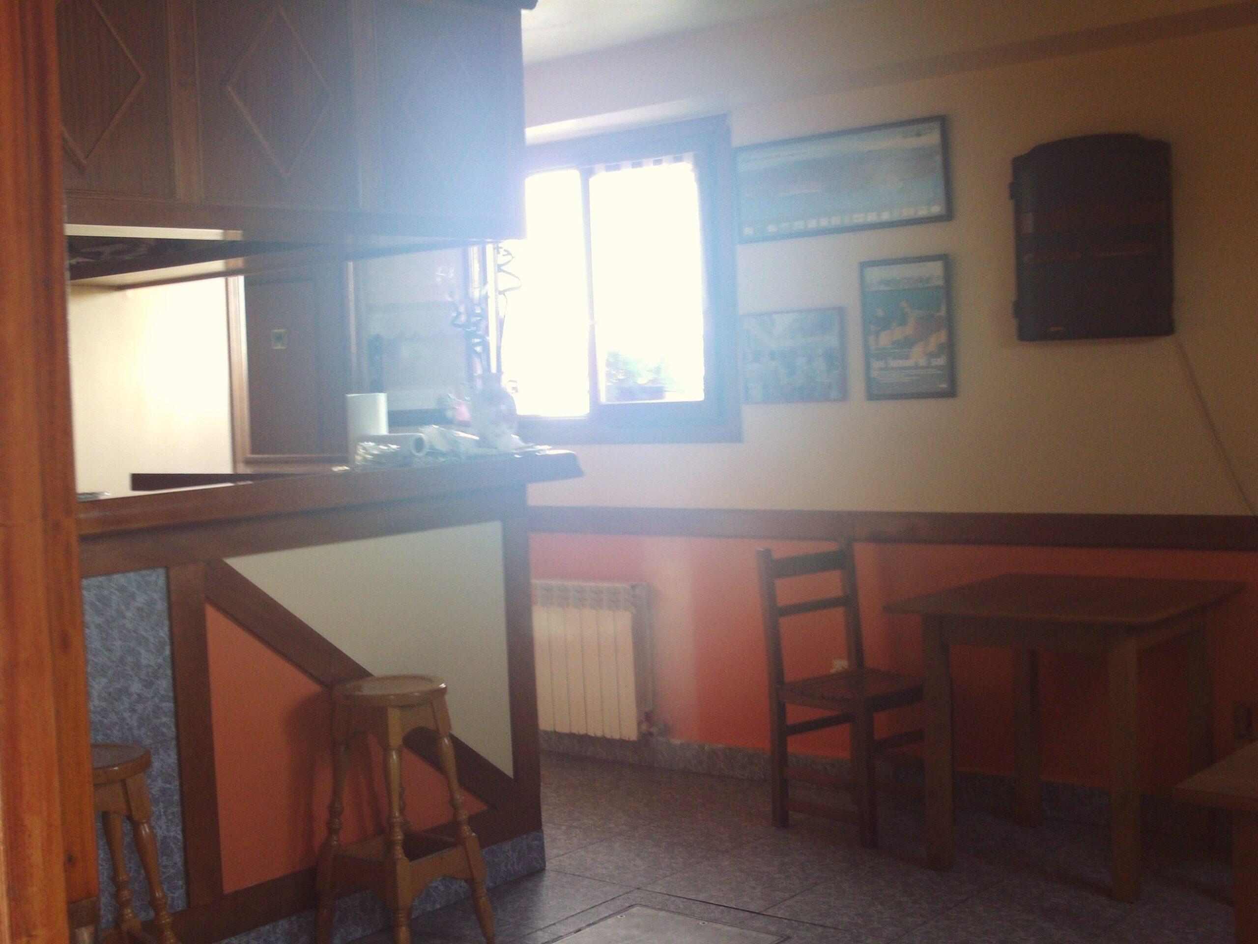 Comedor Casa rural Gure Ametsa