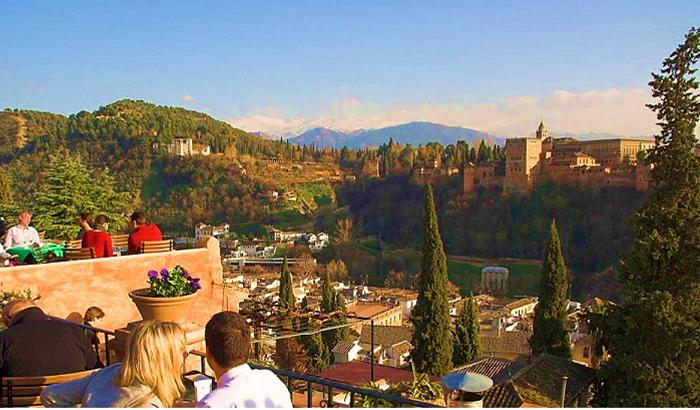 INVIERNO EN ESPAÑA-Granada