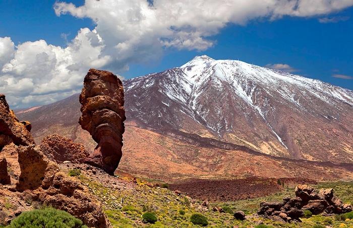 PICOS MAS ALTOS DE ESPAÑA- El Teide