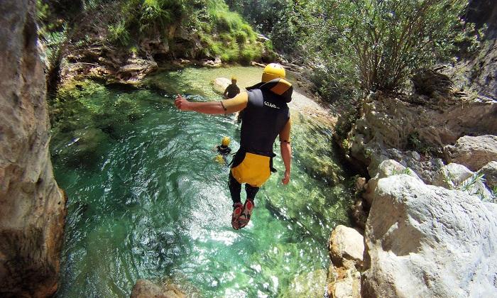 BARRANQUISMO EN ESPAÑA-Sierra Nevada – Granada
