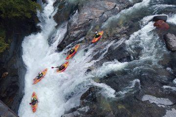 Descenso guiado de Kayak en Ordesa 360x240
