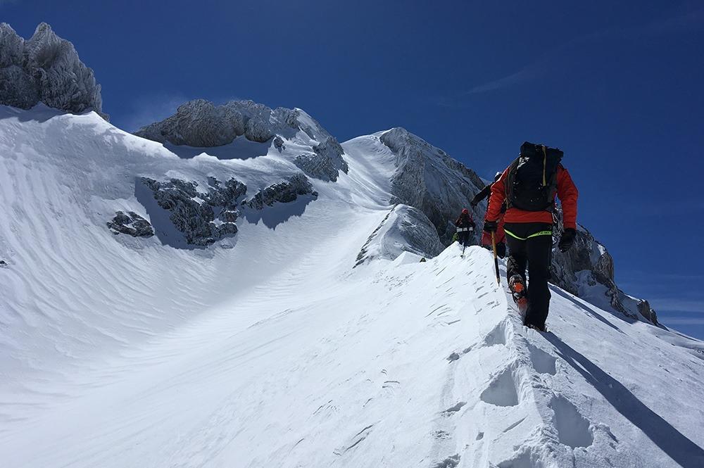ascension monte perdido invernal guiada