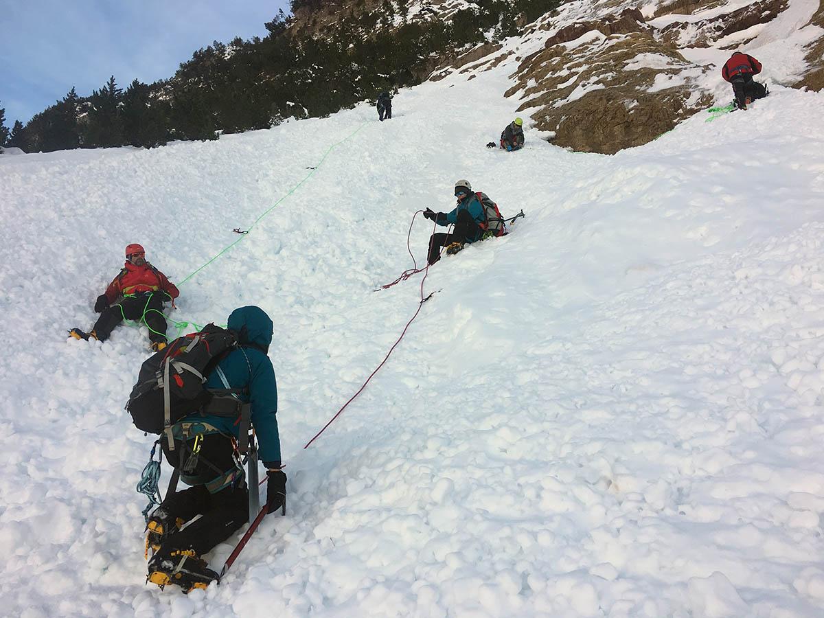 cursos de alpinismo guias de torla
