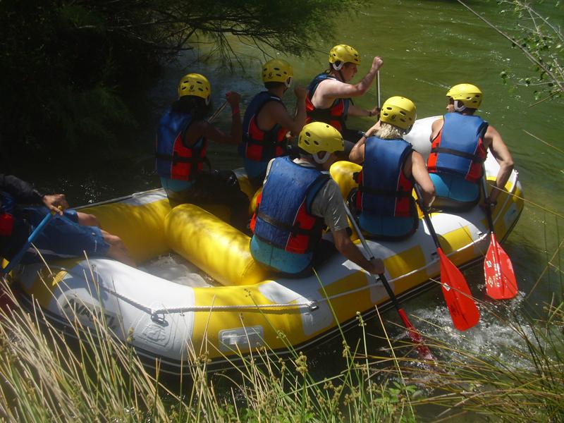 2 rafting en valencia.valenciadventure.com