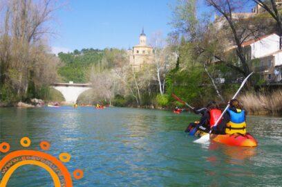 7 piraguas aguas tranquilas recreo peral gea www geaventura com con logo 640px 8