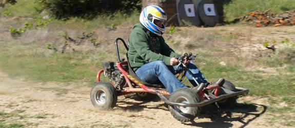 Circuitos de karts en Toledo cross