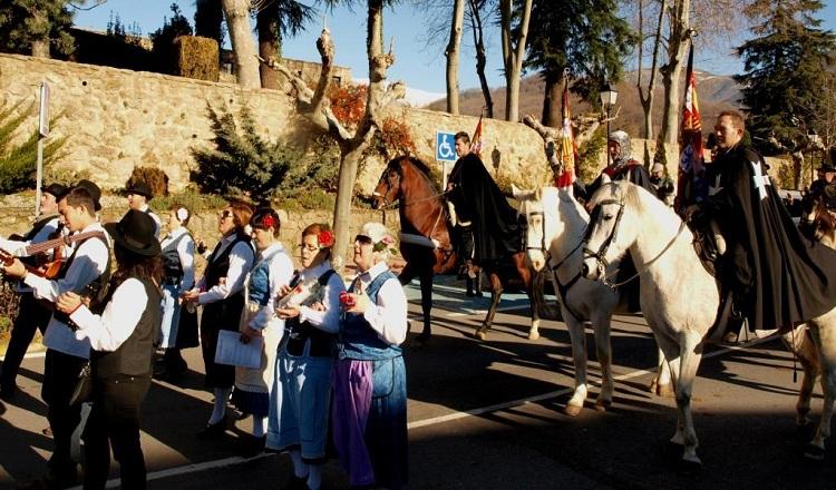 RUTAS A CABALLO POR ESPAÑA-Ruta del Emperador