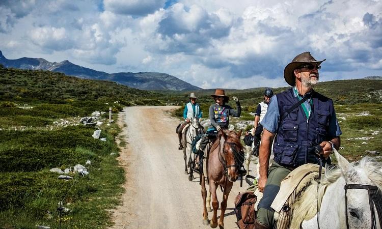 RUTAS A CABALLO POR ESPAÑA-Sierra de Gredos