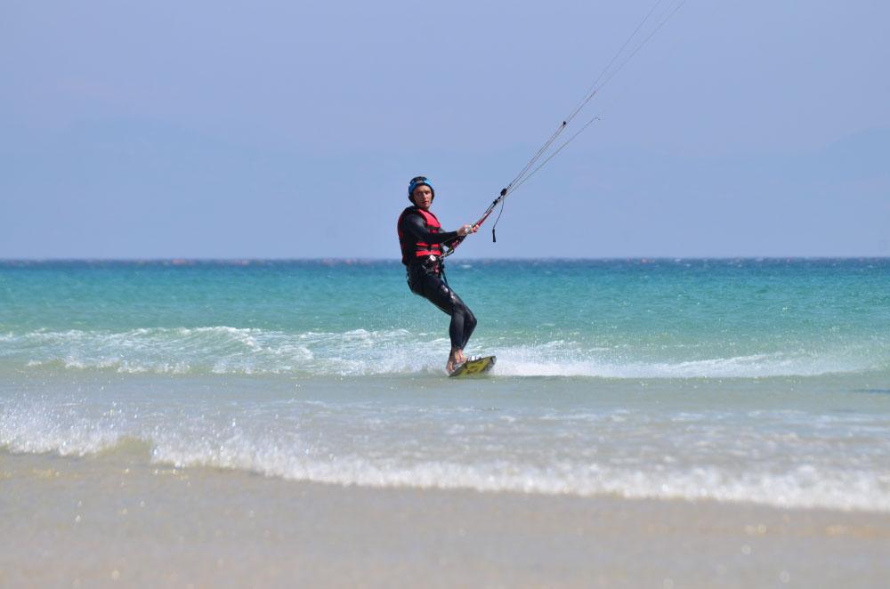 Kitesurfing lessons Tarifa