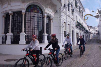 Alquiler Bicicletas Huelva eBike Aracena 8