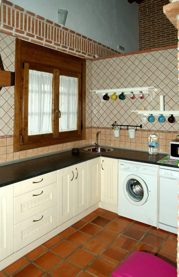 cocina casa rural 1