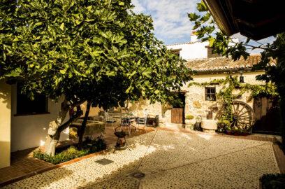 Corral y pozo en apartamento rural en Castilla y León Zamora