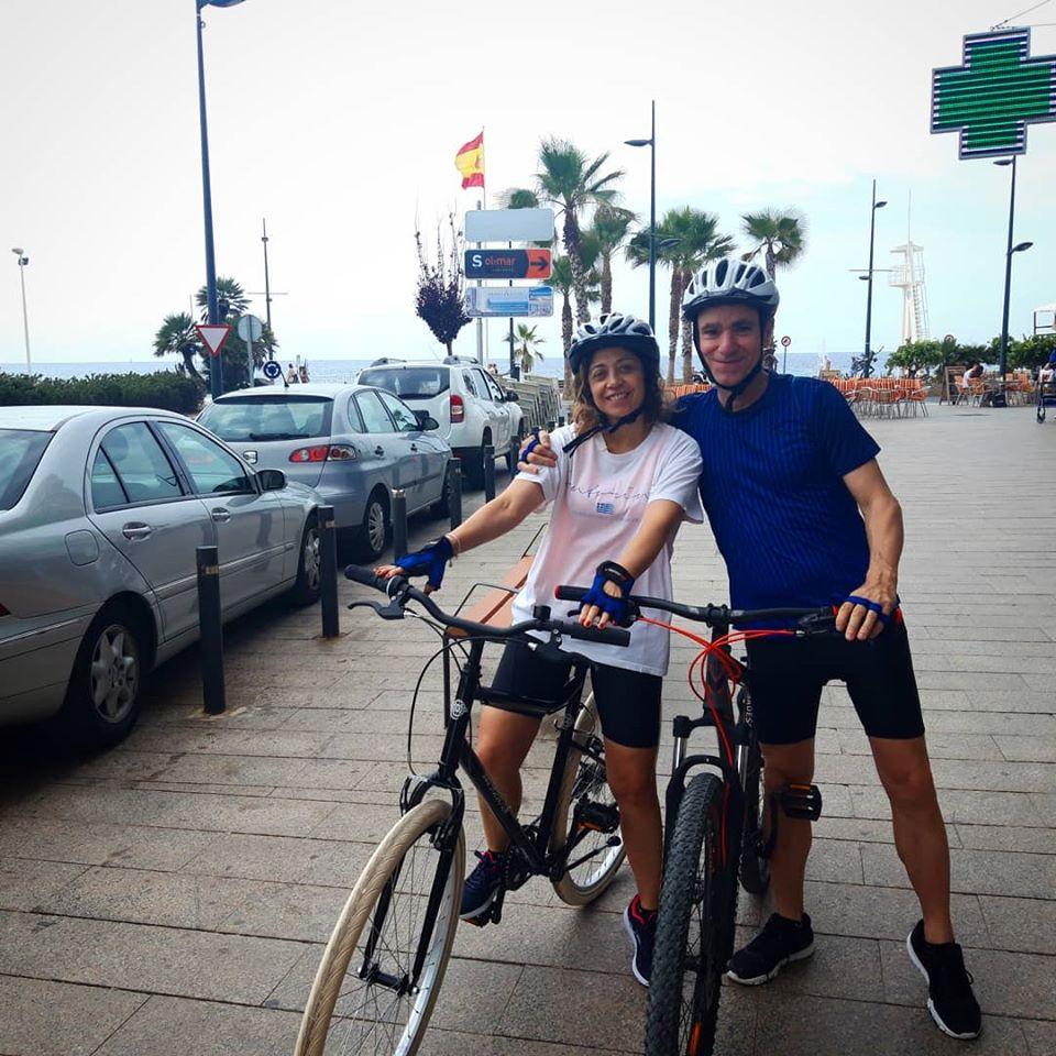 alquiler de bicicletas calpe